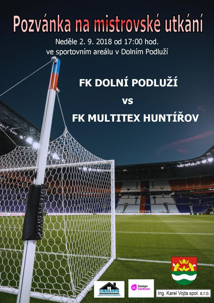 FK Dolní Podluží – FK MULTITEX Huntiřov 1
